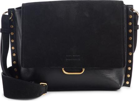 Isabel Marant Asli Leather Crossbody Bag