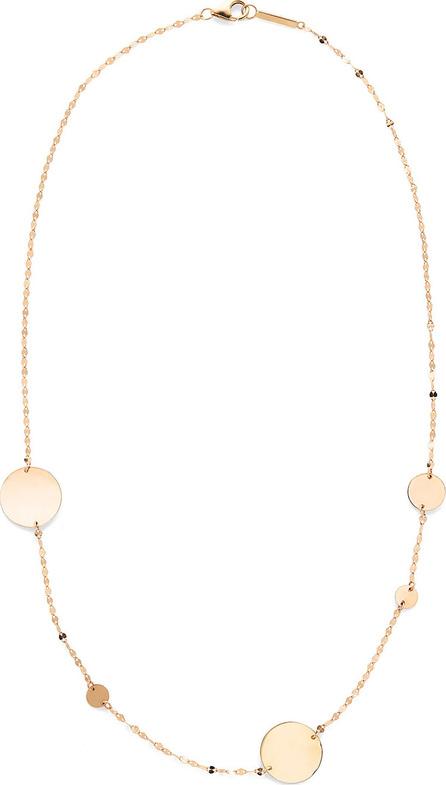 Lana 14k Gold Cleo Disc Necklace