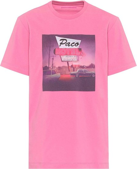 Paco Rabanne Exclusive to Mytheresa –  Motel cotton T-shirt