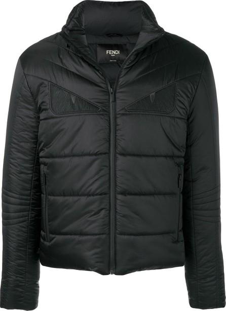 Fendi Classic padded jacket