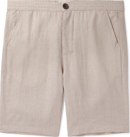 Oliver Spencer Linen Shorts