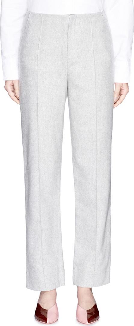 Georgia Alice 'Neon Pintuck' wool blend pants