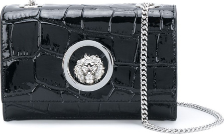 Versus Versace Small lion head clutch bag