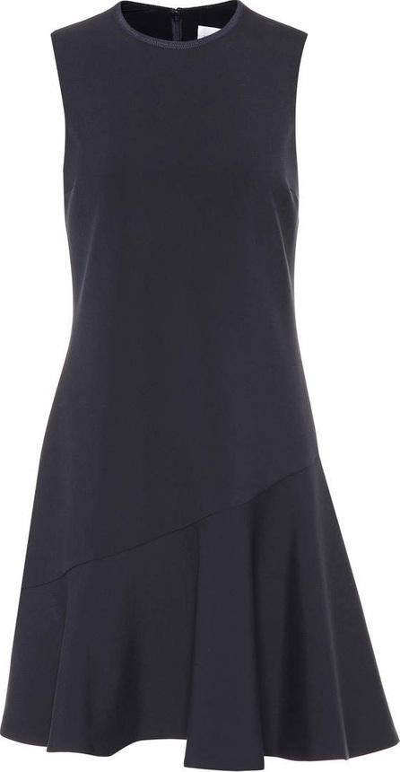 VICTORIA, VICTORIA BECKHAM Sleeveless stretch-cotton dress