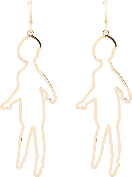 Simone Rocha Doll earrings