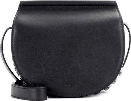 Givenchy Infinity Saddle leather shoulder bag