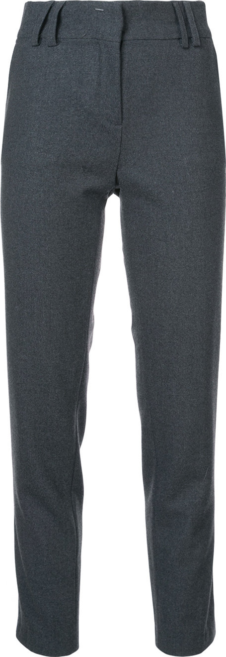Eleventy - Slim-fit trousers