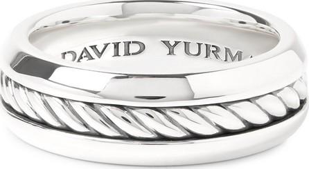David Yurman Sterling Silver Ring