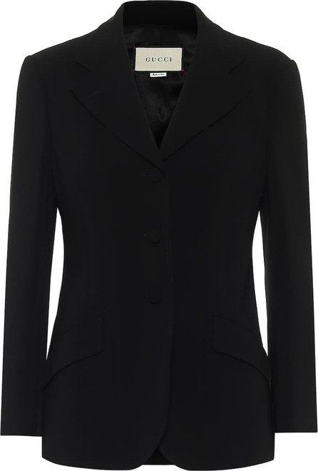 Gucci Cady single-breasted blazer