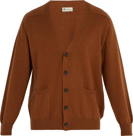 Connolly V-neck cashmere cardigan