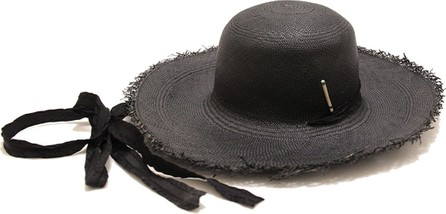 Nick Fouquet Brock x Nick 4 Straw Sun Hat