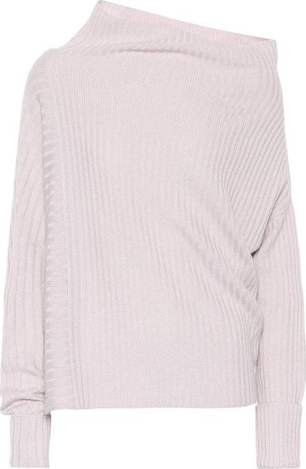 Agnona Rib-knit cashmere sweater