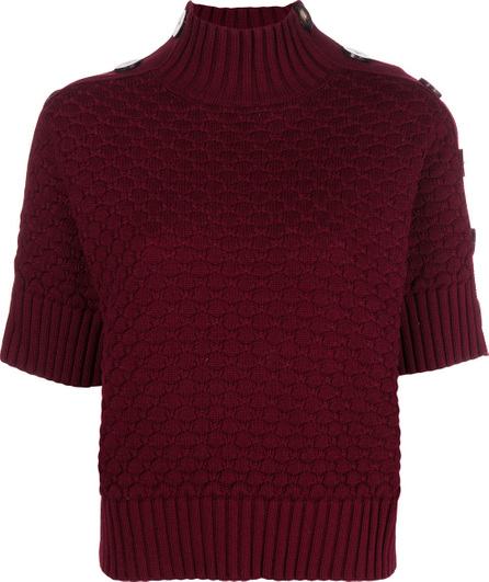 See By Chloé Shortsleeved knit jumper