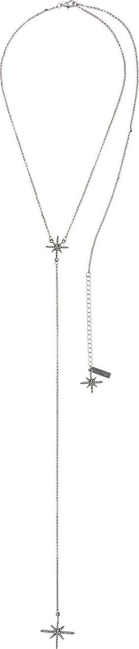 Federica Tosi long star pendant necklace
