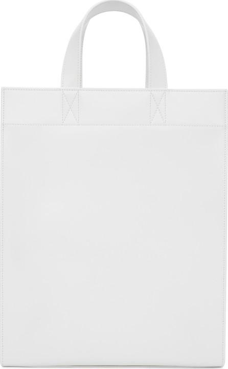A_Plan_Application White Box Tote Bag