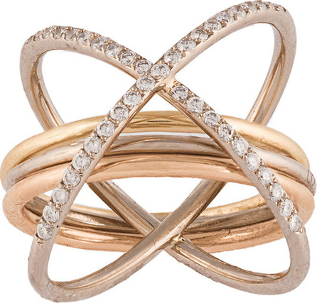 Charlotte Chesnais Crossover ring