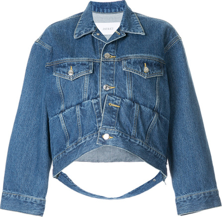 Astraet Cropped denim jacket