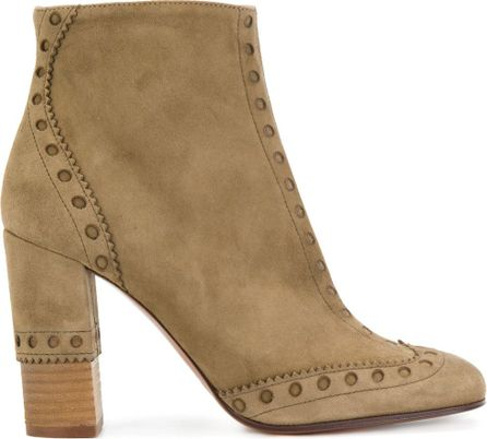 Chloe Perry ankle boots