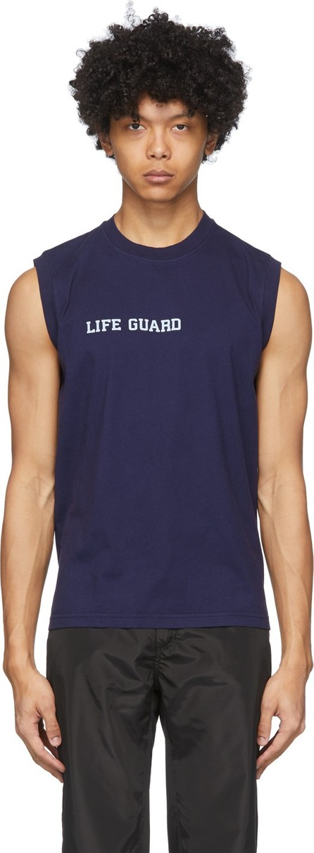 Botter Navy 'Life Guard' Tank Top