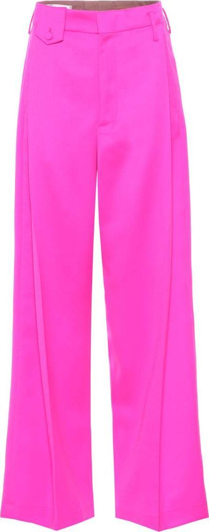 Golden Goose Deluxe Brand Wool and mohair-blend trousers