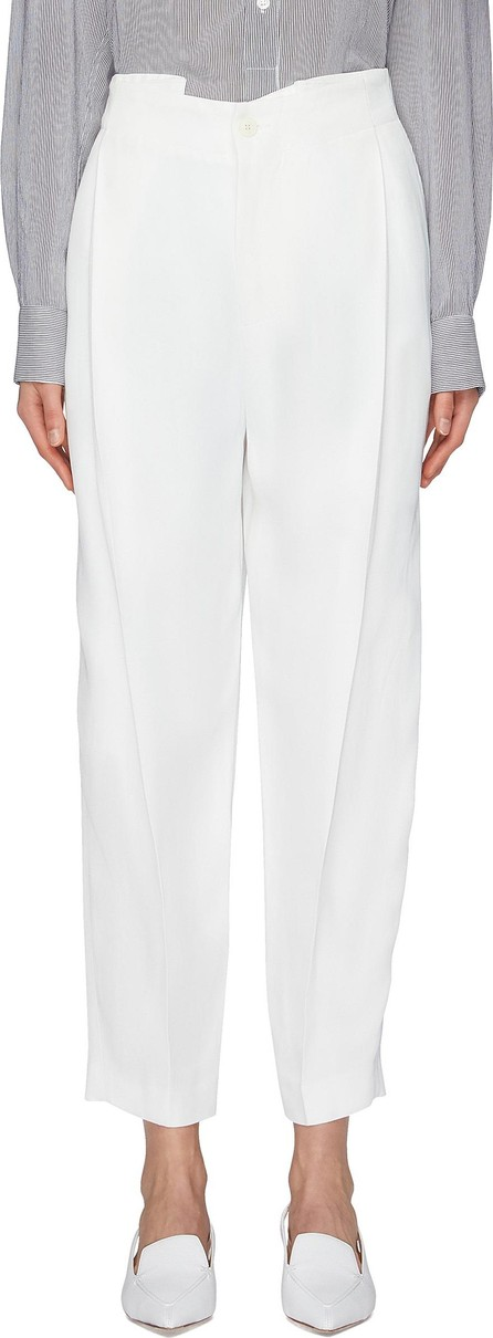 Barena 'Vittoria' staggered waist twill suiting pants