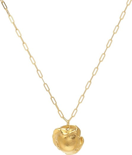 Alighieri Exclusive to Mytheresa – The Moonlit Sea 24kt gold-plated necklace