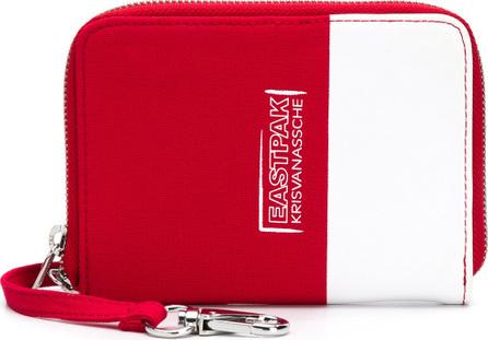 Eastpak Eastpak x Kris van Assche zip around logo wallet