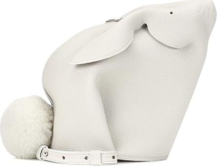 LOEWE Bunny Mini leather shoulder bag