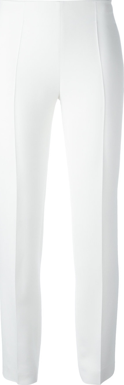 Alberta Ferretti straight trousers
