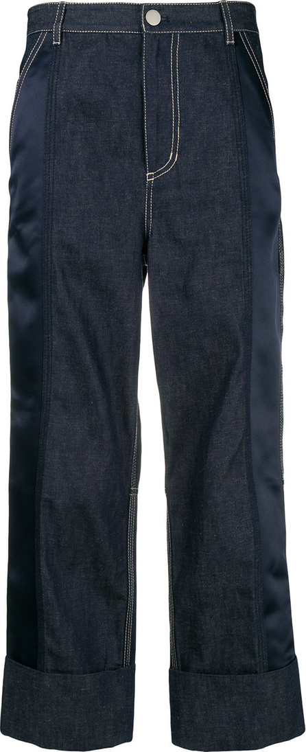 3.1 Phillip Lim Wide leg cropped jeans