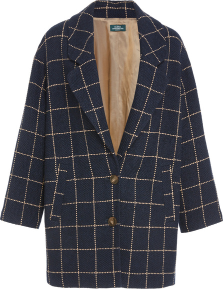 Alena Akhmadullina Windowpane Jacket