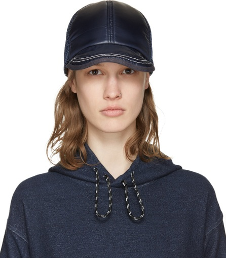 and Wander Navy Mesh Cap