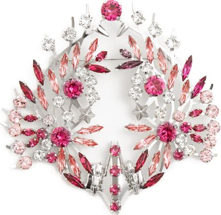 Givenchy Crystal-embellished brooch