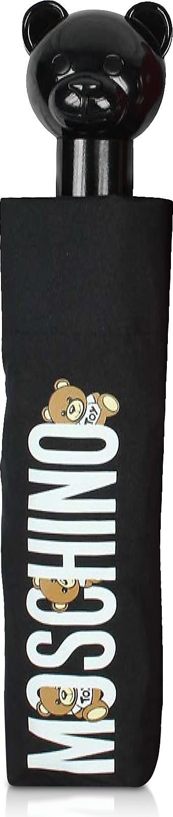 Moschino Bear in The Logo Open/Close Umbrella