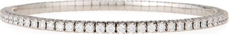 Picchiotti 18k Expandable Round Diamond Bracelet, 3.65tcw