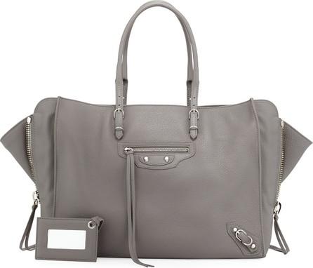 Balenciaga Papier B4 AJ Zip-Around Tote Bag