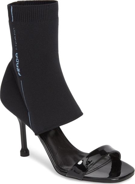 Prada Sock Shaft Sandal