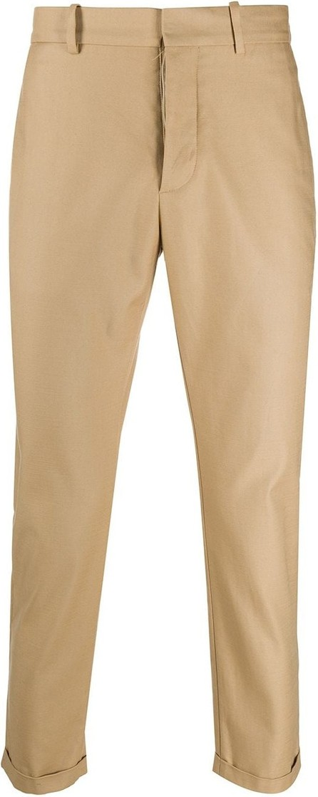 Marni Cropped slim fit trousers