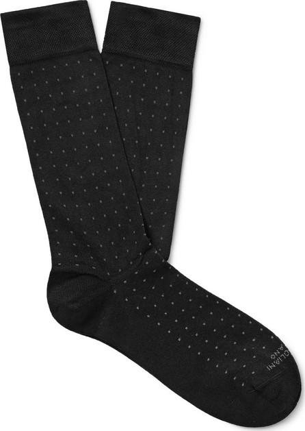 Marcoliani Pin-Dot Modal-Blend Socks