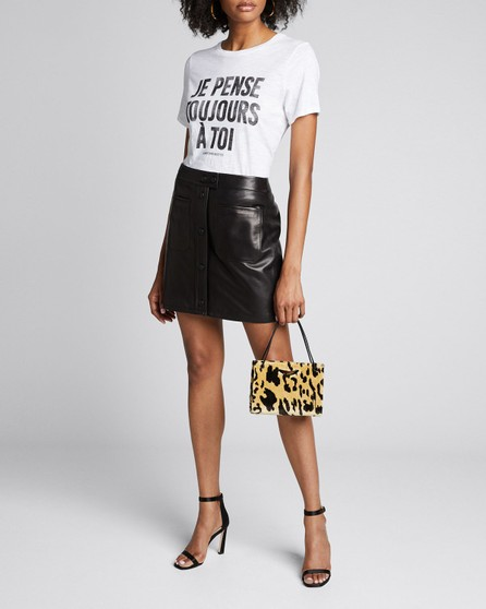 Cinq A Sept About You Graphic Tee