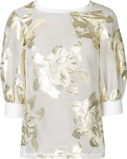 Manning Cartell Floral Alchemy blouse