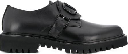 Valentino Valentino Garavani VLOGO derby shoes