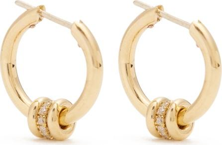 Spinelli Kilcollin Ara diamond & yellow-gold earrings