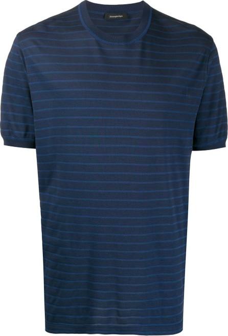 Ermenegildo Zegna Striped short-sleeve T-shirt