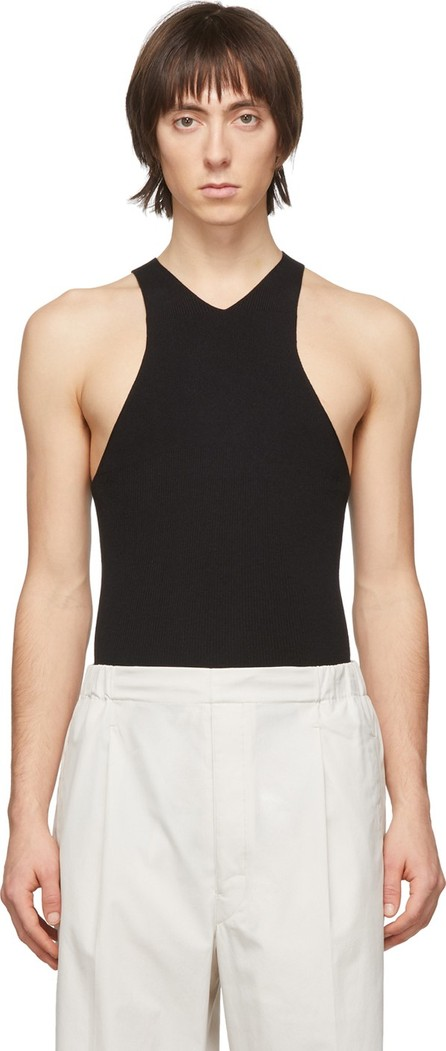 Judy Turner Black Barcelona Tank Top
