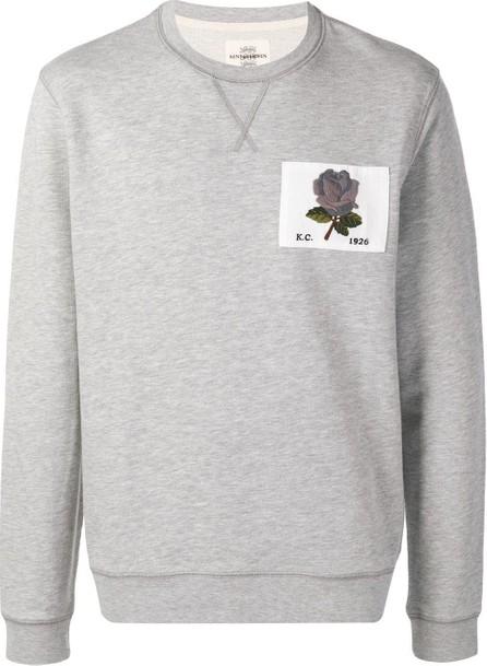 Kent and Curwen Rose sweatshirt