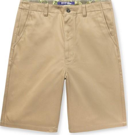 Junya Watanabe Camouflage-Print Cotton-Twill Shorts
