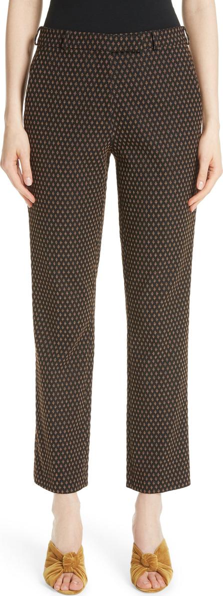 Etro Dot Jacquard Straight Leg Pants