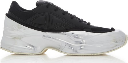 Adidas By Raf Simons Ozweego Two-Tone Leather Sneakers