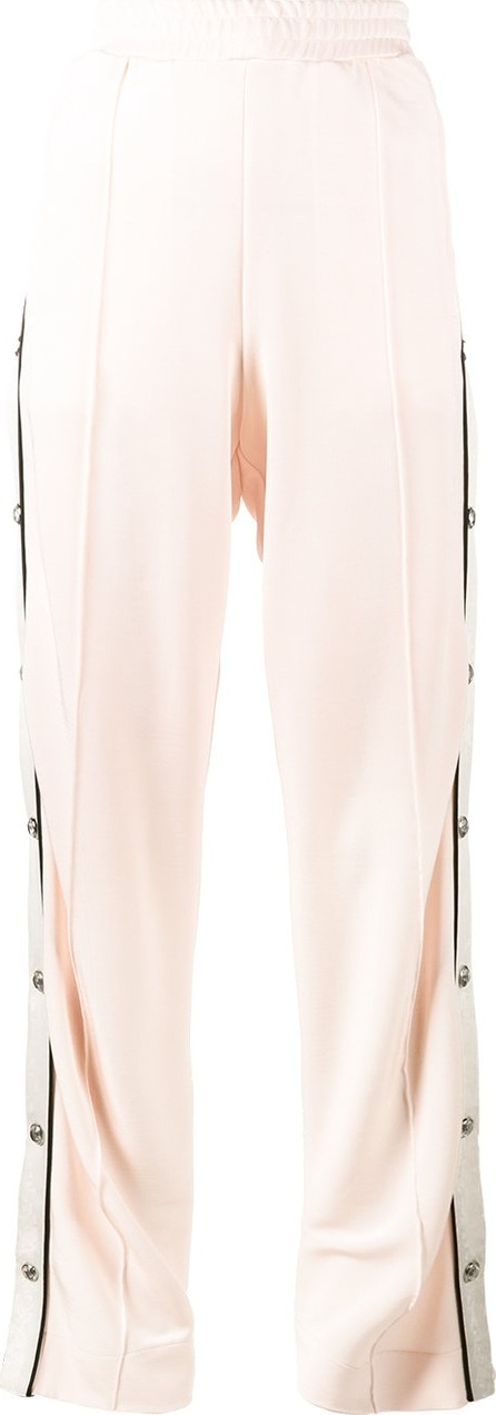 Alessandra Rich high waisted track pants